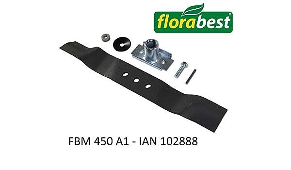 Flora Best Cuchilla de repuesto para Lidl Flora Best FBM ...