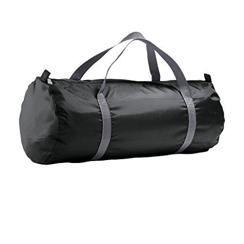 Soho Rugby - SOLS Soho 67 Holiday Holdall/Travel Bag (ONE) (Black)