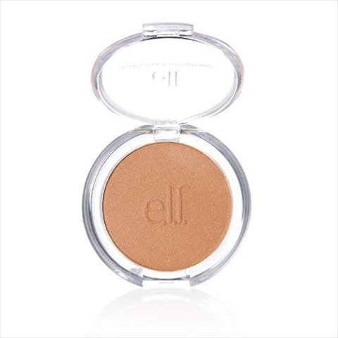 e.l.f. Healthy Glow Bronzing Powder, Warm Tan, 2 Ounce (Pack of 6) by E.L.F.