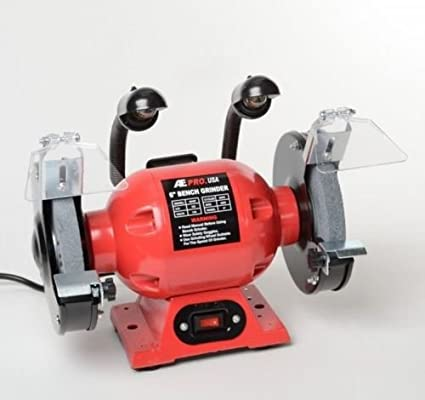 Fine Ghp Shop Home Grinding Tools 1 2 Hp 6 Bench Grinder With Pdpeps Interior Chair Design Pdpepsorg