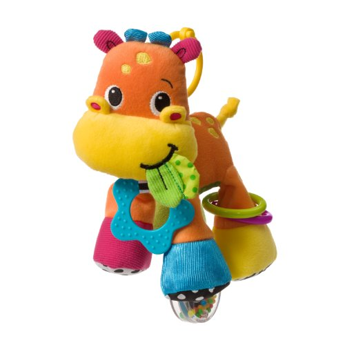 Infantino Activity Pal Plush Toy, Gigi The Giraffe, Baby & Kids Zone
