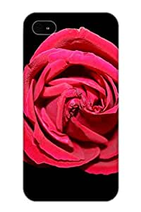 Esabfn-402-zcnzkzc New Iphone 4/4s Case Cover Casing(rose)/ Appearance