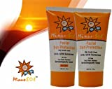 Minus-Sol Facial Sun Protection SPF 30+ (25 g - color ivory)