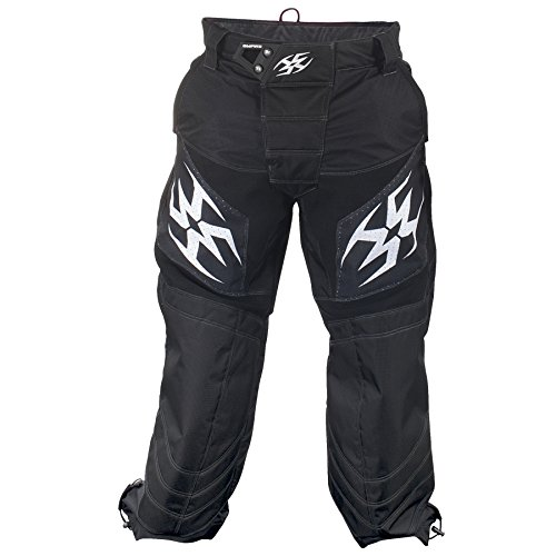 Empire Paintball FT Contact Zero Pants, Black, - Empire Paintball Pants