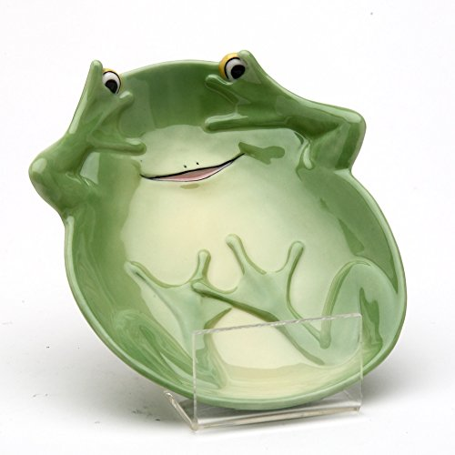 Cosmos Gifts 61531 Fairy Frog Candy Dish ( Set Of 2 ) (Frog Candy Dish)