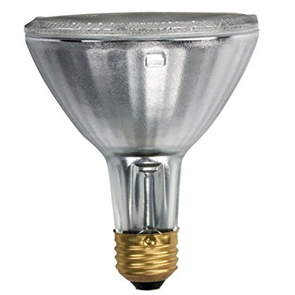 - Philips 419747 EcoVantage PAR30 Long Neck 39 Watt (50 Watt Equivalent) 25 Degree Halogen Flood Light Bulb (6 Pack)