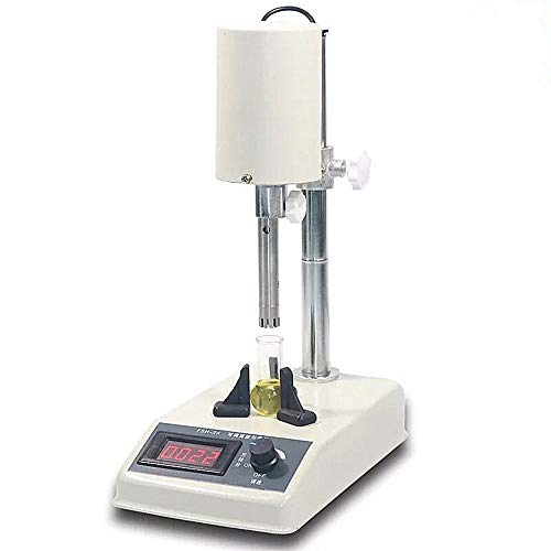 (Magnetic Stirrer Electric Overhead Stirrer Mixer for Lab Mechanical Mixer, Laboratory Instrument High-Speed Disperser Mixer Homogenizer )