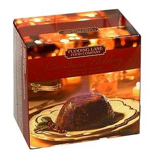 Christmas Plum Pudding 1 Lb, Pudding (Plum Pudding)