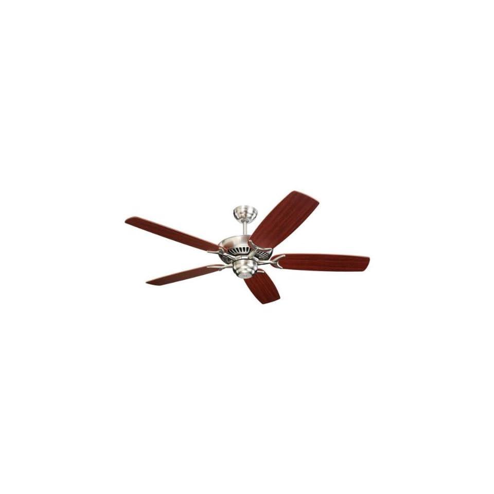 Monte Carlo Fans 5CO52BS Steel Ceiling Fan Steel