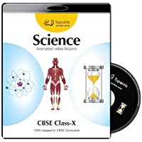 CBSE Class 10 Science Multimedia video lessons(CD)