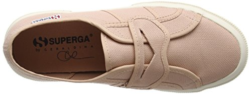 Baskets Femme Slip 926 Geralidina on Superga Mahogany rose Rose Cotw 2687 wqxYIYUt