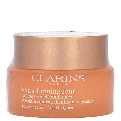 Clarins Extra Firming Day Wrinkle Lifting Cream for All Skin Type, 1.7 Ounce (Best Face Cream For Older Skin Uk)
