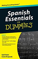 Image of the product Spanish Essentials For that is listed on the catalogue brand of For Dummies.