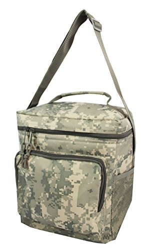 Digital Camouflage 12 pack Vertical Insulated product image