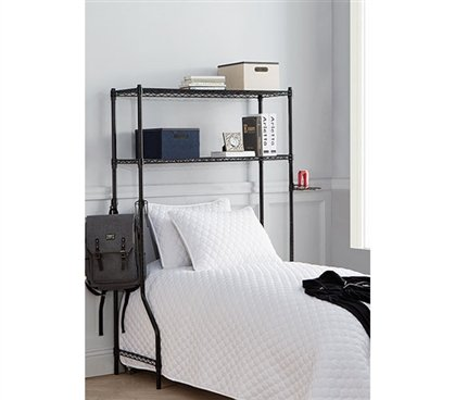 DormCo Over the Bed Shelf Supreme - Adjustable Shelving by DormCo