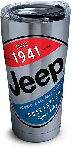 Tervis 1304441 Jeep Brand Insulated product image