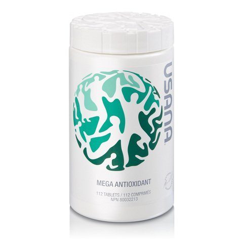 USANA Mega-Anti Oxidant (112 tablets) Review