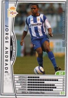 Amazon.com: wccf 04 – 05/deportivo de la Coruña/blanco/196 ...