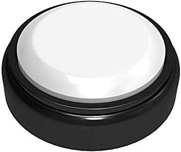 CUSTOM EASY BUTTON - Essential - The Talking Button That Economically Record Your 10 Second Message!