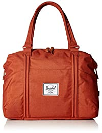 Herschel Strand Duffel Bag, picante Crosshatch, One Size