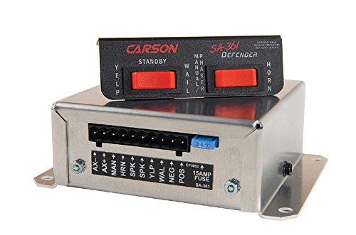 (Carson Siren SA-361-20 14 Defender)
