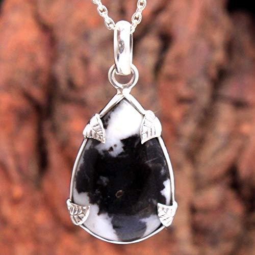 (Easter Special Pear Shape White Buffalo Turquoise Gemstone Designer Pendant 925 Sterling Silver Jewelry Designer Vintage Silver Pendant)