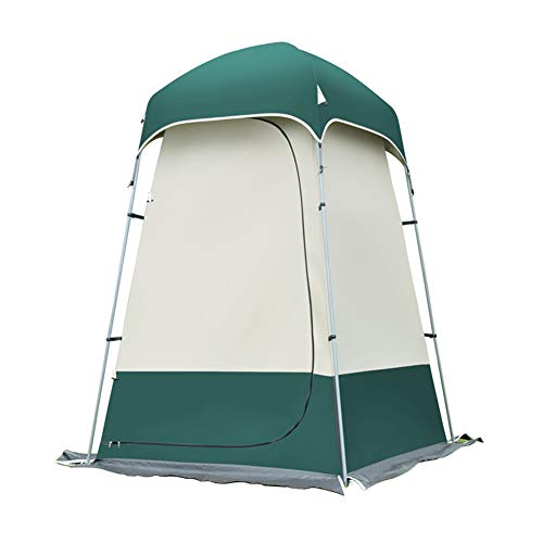 Lff Entry - Shower Tent/WC/Folding Changing Tent Outdoor Camping Biking Toilet Fishing Changing Clothes Easy to Install and Storage Bathing Storage Room Tents,B