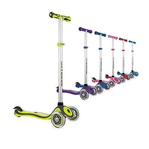 7. Globber Primo 3 Wheel Adjustable Height Scooter
