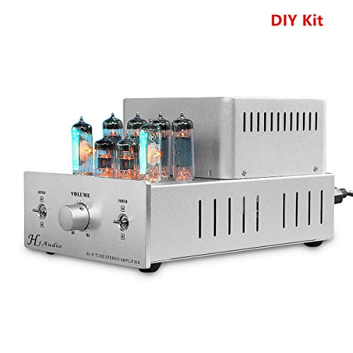- Nobsound 6P14/EL84 Push-Pull HiFi Class AB Stereo Tube Integrated Amplifier DIY KIT 13W x 2 (DIY Kit)