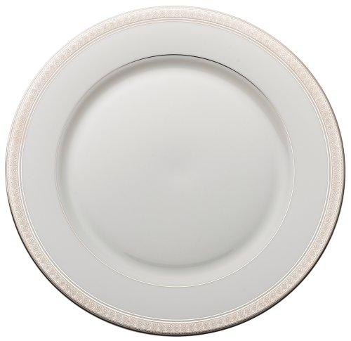 Mikasa Palatial Platinum Dinner Plate