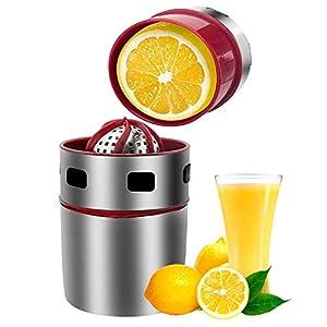 Estrattore manuale di succo di arancia e limone di frutta a mano, manuale, in acciaio inox, manuale 9