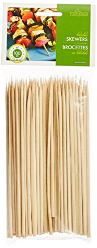 Bamboo Skewers, Set of 100