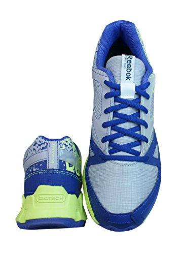 1 Schuhe Reebok Grey 0 Damen Trail Lauftrainer Zigkick ExErRqYw1