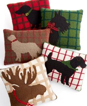 UPC 636202313091, Martha Stewart Collection Square Decorative Pillows