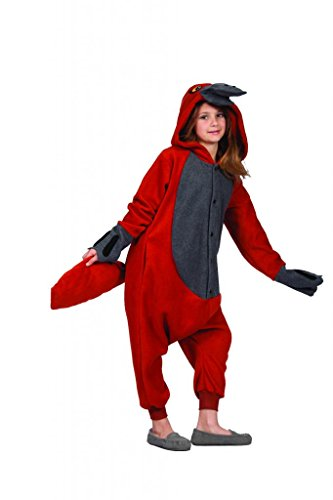 RG Costumes 'Funsies' Patty The Platypus Costume, Rust/Gray, Large