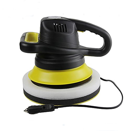 ROBAYSE Car Polishing Machine, 12V Car Waxing Mmachine, 9-inch Turntable by ROBAYSE (Image #6)