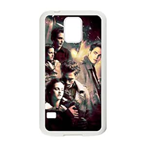 Twilight Samsung Galaxy S5 Cell Phone Case White xlb-215280