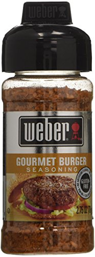 Gourmet Burger Seasoning, 2.75 Ounce, 2 Pack