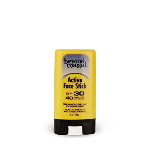 Beyond Coastal Active Face Stick SPF 30 0.5-Ounce