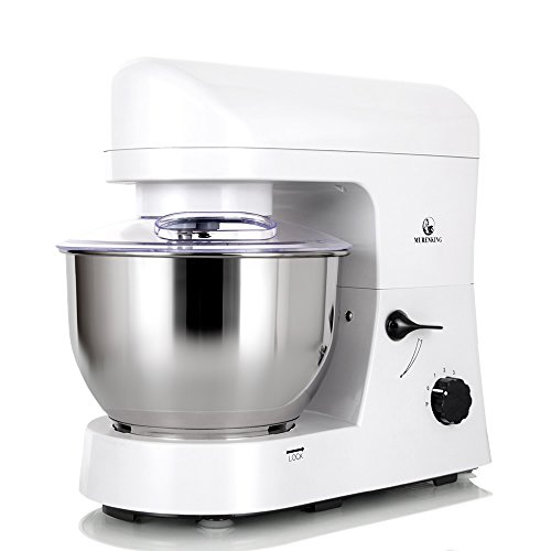 Electric Stand Mixer With Removable Head ~ Murenking stand mixer sm w qt speed tilt head
