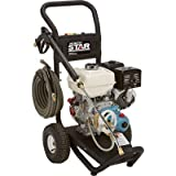 NorthStar Gas Cold Water Pressure Washer - 3300 PSI, 3.0 GPM, Honda Engine, Model# 15781820