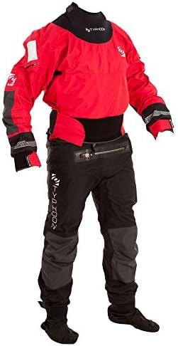 Typhoonマルチスポーツ4Drysuit with Con Zip + FREE Thermal Undersuit
