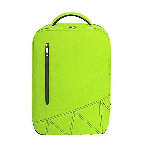 Unittoo #B001 Unisex Laptop Backpack – Fits Laptops up to 15.6 Inch (Green)
