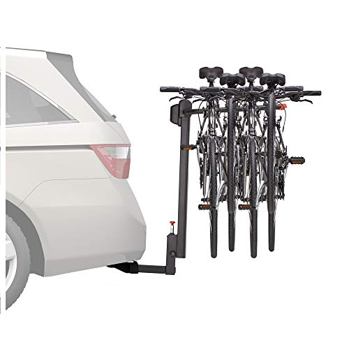 (Yakima DoubleDown 4-Bike Hitch Mount Rack)