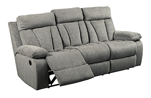 Signature Design by Ashley 7620489 Mitchiner Reclining Sofa