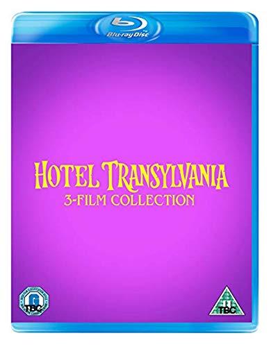 Hotel Transylvania 1-3 [Blu-ray] (Monsters Inc And Monsters University Blu Ray)