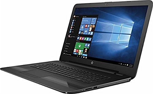 "2017 Model HP 17.3"" HD+ High Performance WLED Backlight Laptop, 7th Gen Intel Core i7-7500U, 8GB RAM, 1TB HDD, Windows 10"