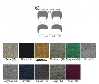 Volkswagen Beetle Carpet - 7