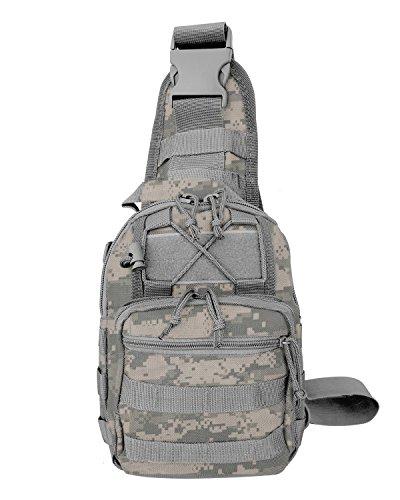 Go Adjustable Bag Strap Crossbody Shoulder Multiple Digital Roma Camo Compartments Tactical Leathers Tw1qnCt