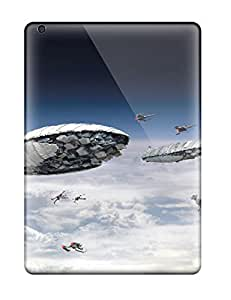 Fashionable Style Case Cover Skin For Ipad Air- Star Wars